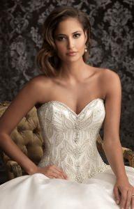 Allure bridals 9009 dress