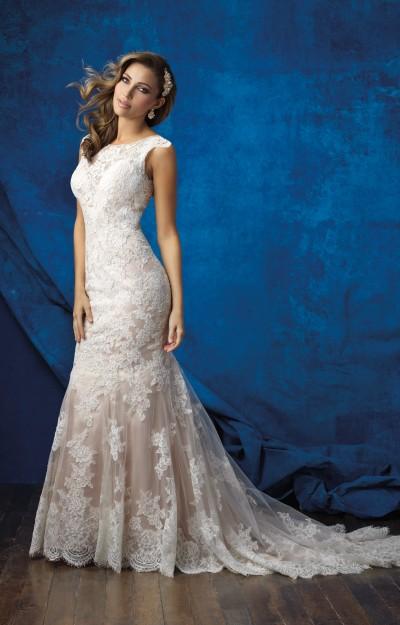 6a9bfc52195 Lace Wedding Dresses