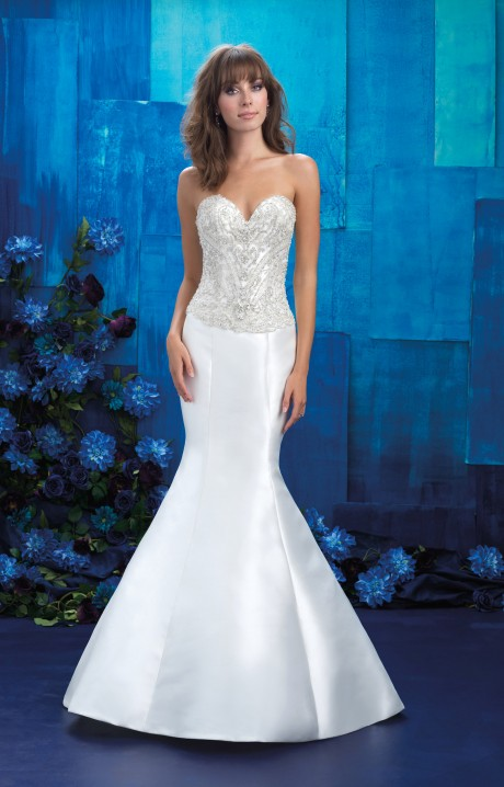 11d39e4dd631d Allure Bridals 9423 Wedding Dress
