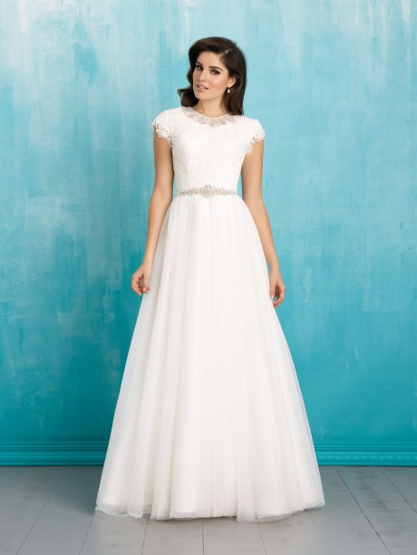 Allure Bridals M552 Wedding Dress