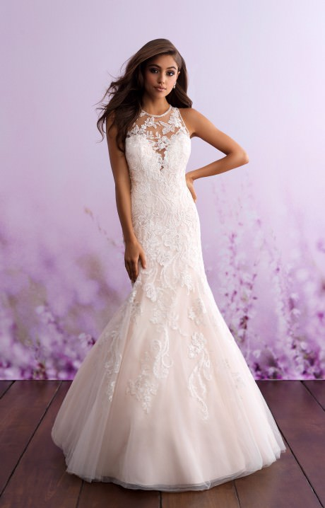 Allure Bridals 3113 Wedding Dress - Part of the Allure Romance ...