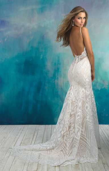 Allure Bridals 9508 Wedding Dress