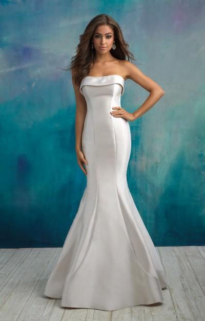 Mermaid Wedding Dresses - Formal, Prom, Wedding Mermaid Wedding ...