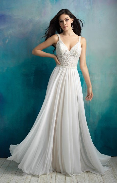 Wedding Dresses and Bridal Gowns