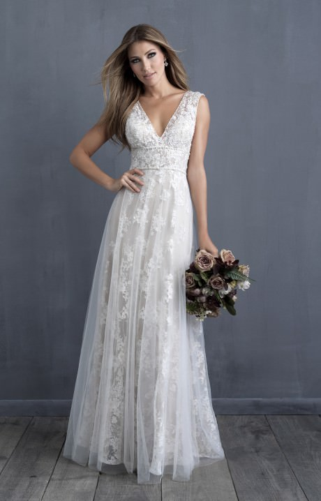18ea548a8bd Allure Bridals C488 Wedding Dress - Part of the Allure Couture collection