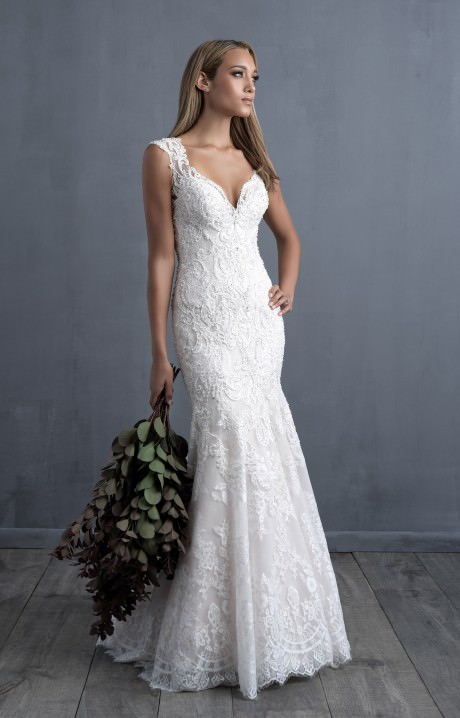 Allure Wedding Dresses.Allure Bridals C490