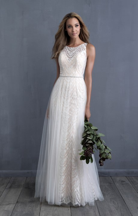 2018 Allure Wedding Dress
