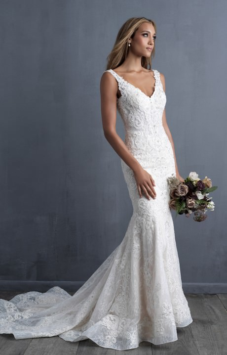 Allure Bridals C493l Wedding Dress Part Of The Couture Collection