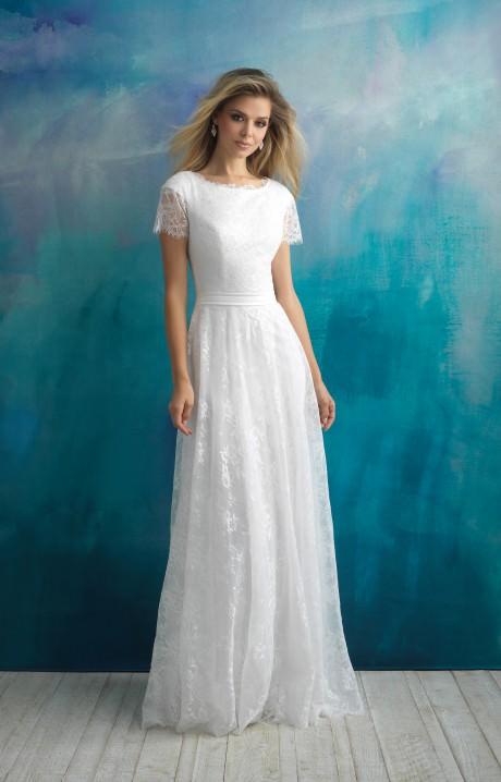 Allure Bridals M597 Wedding Dress - Part of the Allure Modest ...