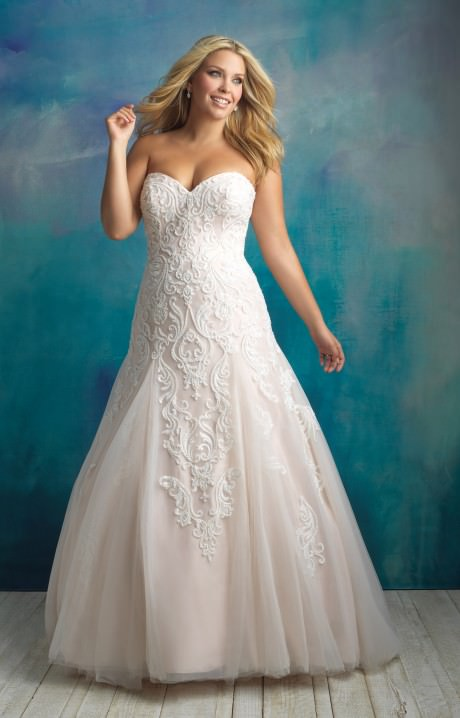 Allure bridals page 2 wedding dresses and gowns for Wedding dresses anderson sc