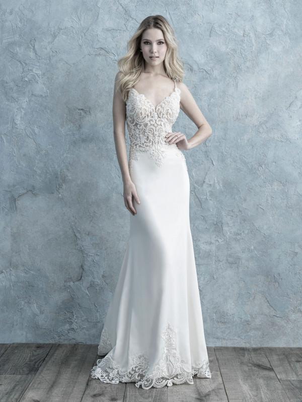 Allure Wedding Dresses.Allure Bridals 9664