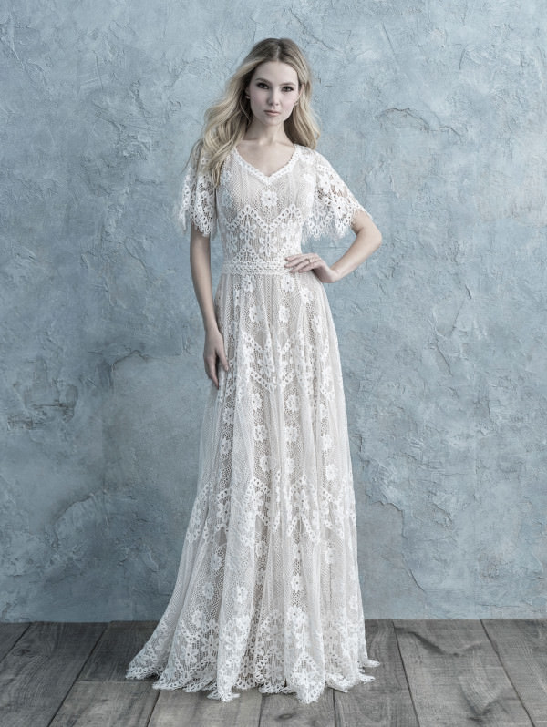 Allure Wedding Dresses.Allure Bridals M620
