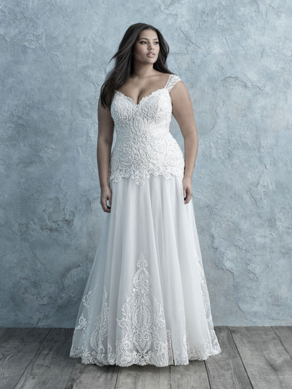 ba27ed4176 Allure Bridals W453 Wedding Dress - Part of the Allure Womens collection