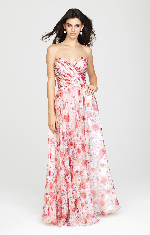 Allure Bridesmaids 1436 2015 Bridesmaid Dress