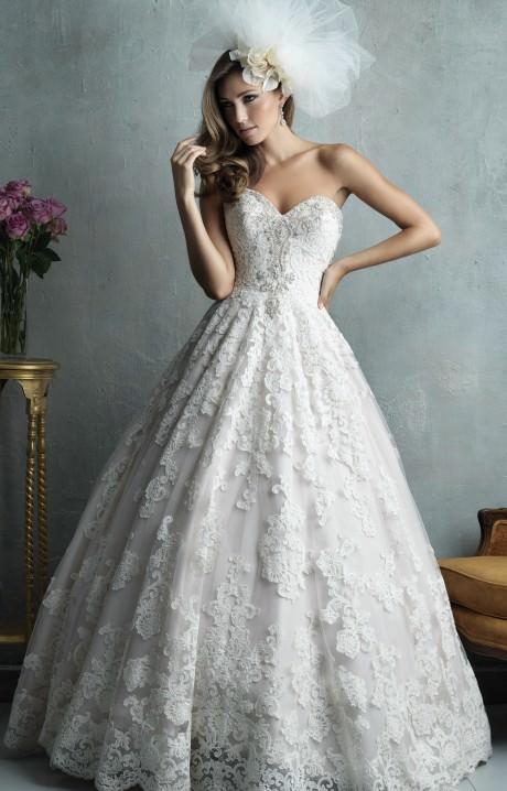 Allure Bridals C328 Wedding Dress - Part of the Allure Couture ...