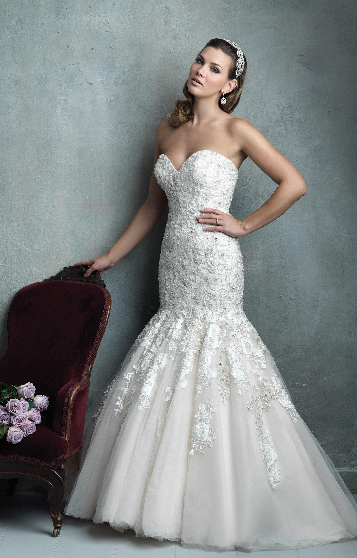 Allure Couture C331 Wedding Dress