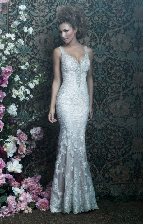 d9516e747ab Allure Bridals C412 Wedding Dress - Part of the Allure Couture Collection