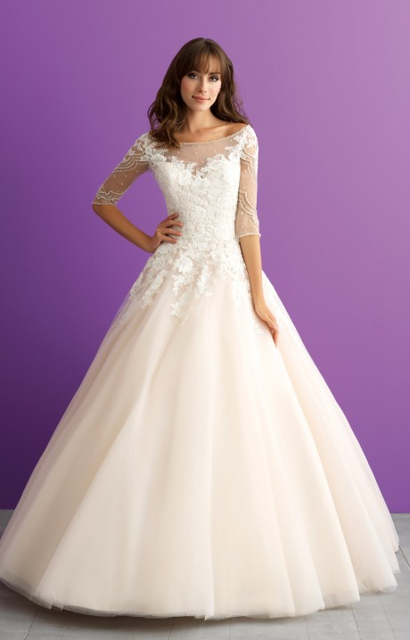 ac42b10457d Allure Bridals 3006 Wedding Dress - Part of the Allure Romance Collection