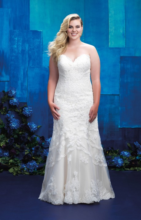 Allure Bridals W391 Wedding Dress Part Of The Allure Womens