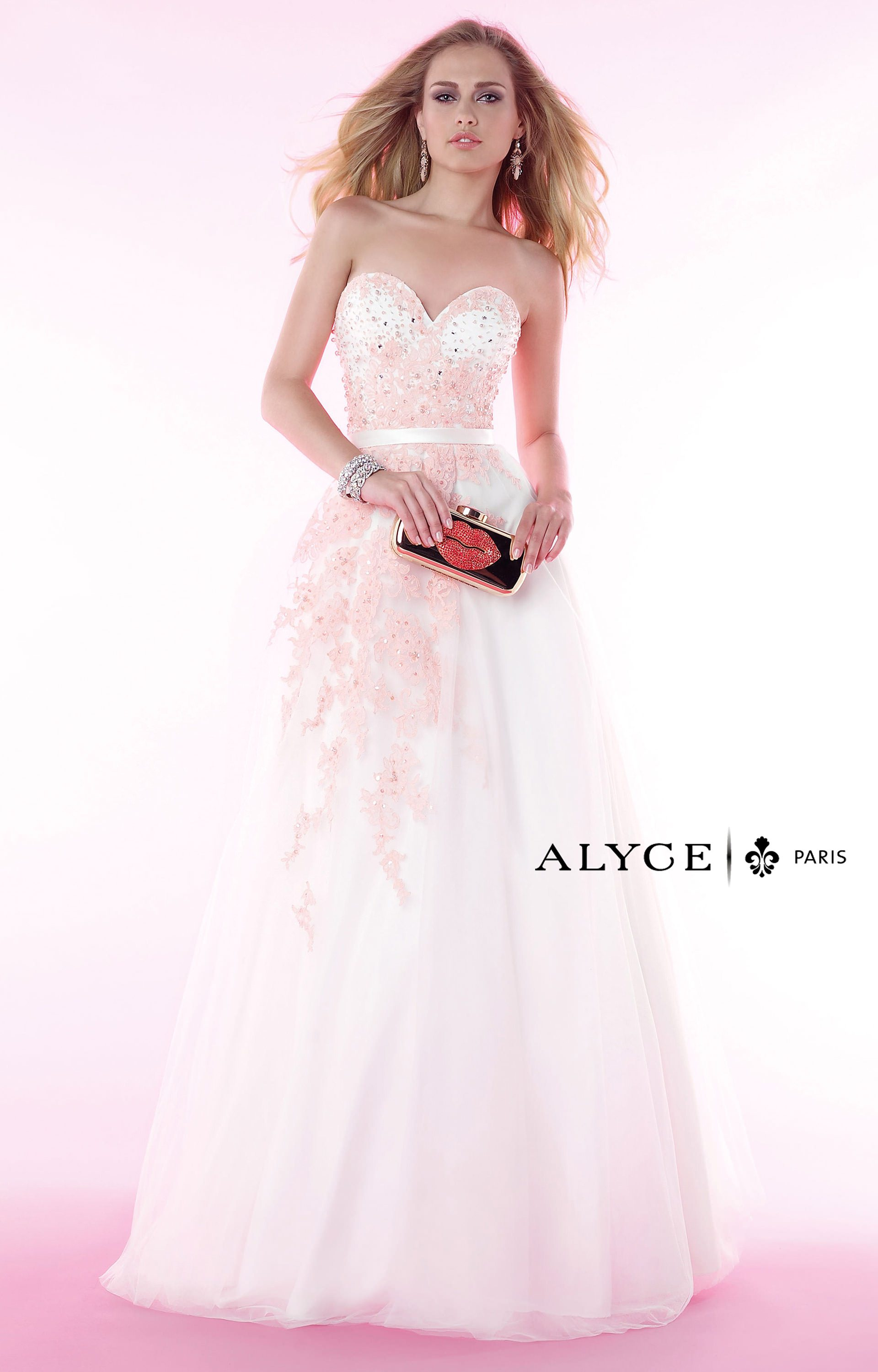 Alyce paris 6423 formal dress gown for Wedding dresses anderson sc