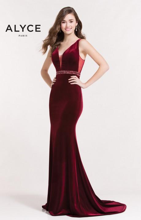 Alyce Paris 8026 Formal Dress Gown