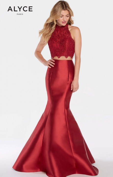 Mermaid Formal Dresses