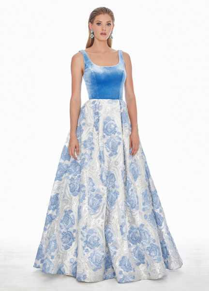 Ashley Lauren 1570 Formal Dress Gown