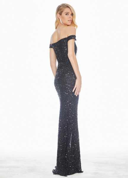 Ashley Lauren 1345 Formal Dress Gown