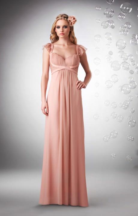 JVN by Jovani Long Red Prom Dress