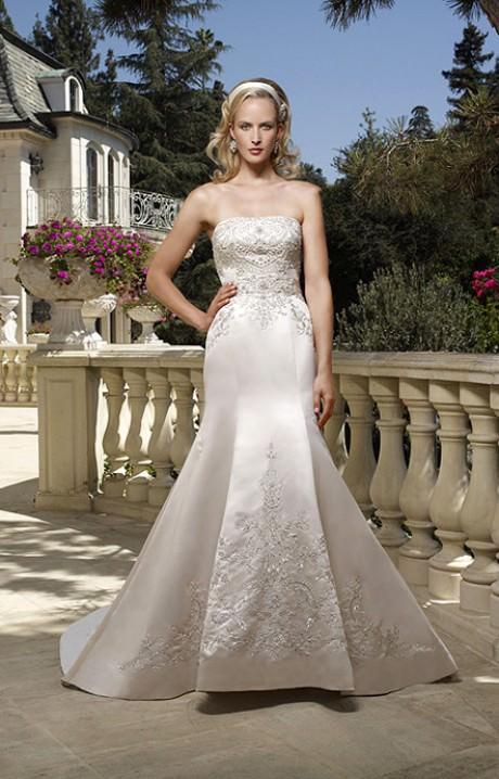 Casablanca 1985 Wedding Dress