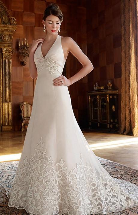 Casablanca Bridal | Wedding Dresses | Gowns, Lace, Halter