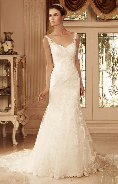 Casablanca Wedding Dresses Fall 2014 Casablanca