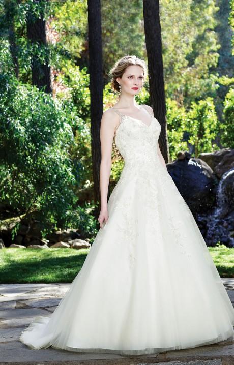 Casablanca bridal wedding dresses gowns lace halter 2248 casablanca junglespirit Images