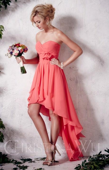 577b5ed71ec Christina Wu Occasions 22648 2018 Bridesmaid Dress