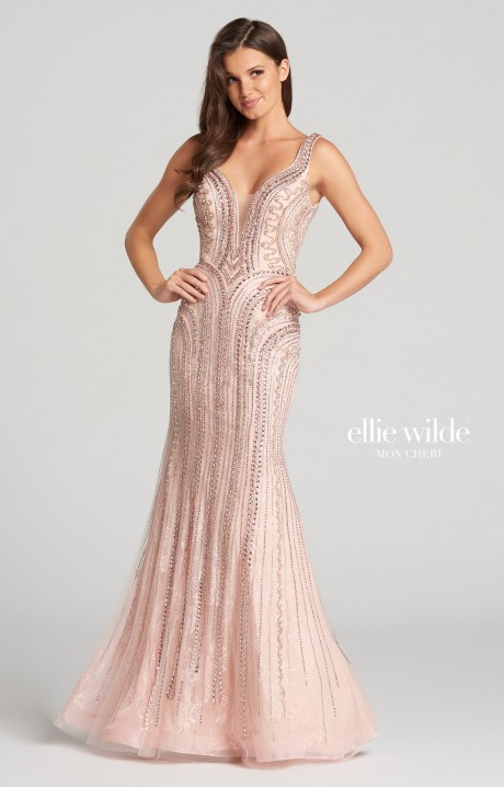 Ellie wilde ew118154 formal dress gown for Wedding dresses anderson sc