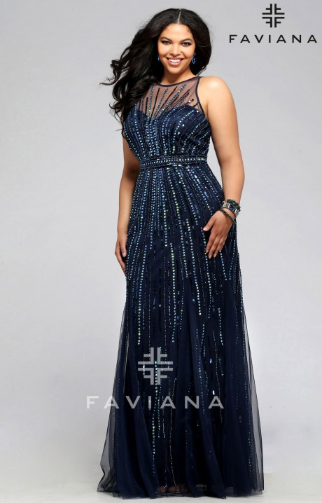 Plus Size Prom Dresses - Formal, Prom, Wedding Plus Size Prom ...