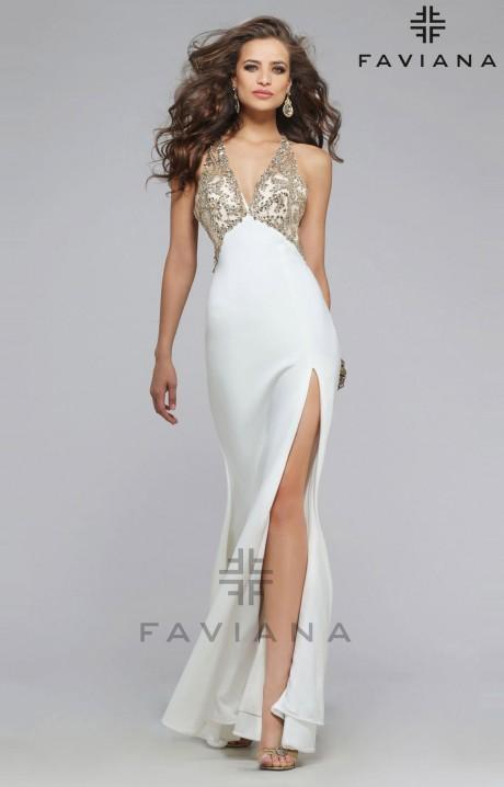 Faviana S7730 Formal Dress Gown