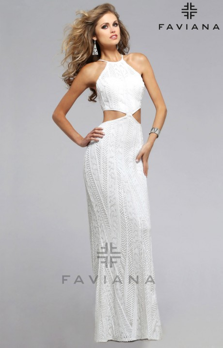 White Prom Dresses - Page 15 - Formal, Prom, Wedding White Prom ...