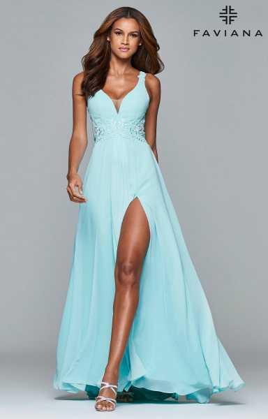 Faviana 7941 Formal Dress Gown