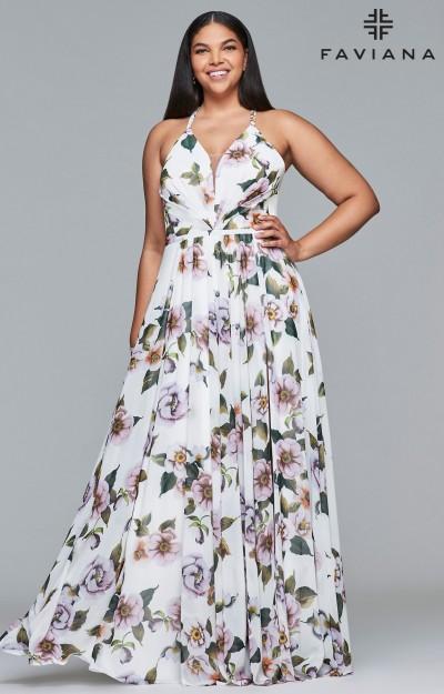 Plus Size Prom Dresses - Formal, Prom, Wedding Plus Size Prom ...