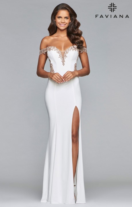 Faviana S10001 Formal Dress Gown