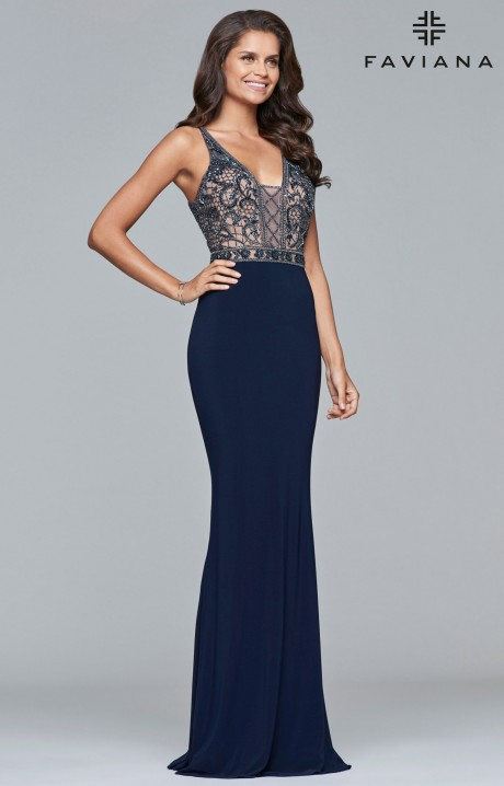 Faviana S10092 Formal Dress Gown