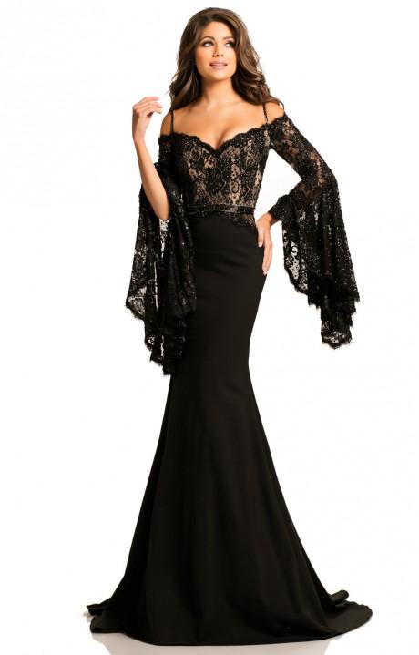 Black Formal Dresses for Weddings