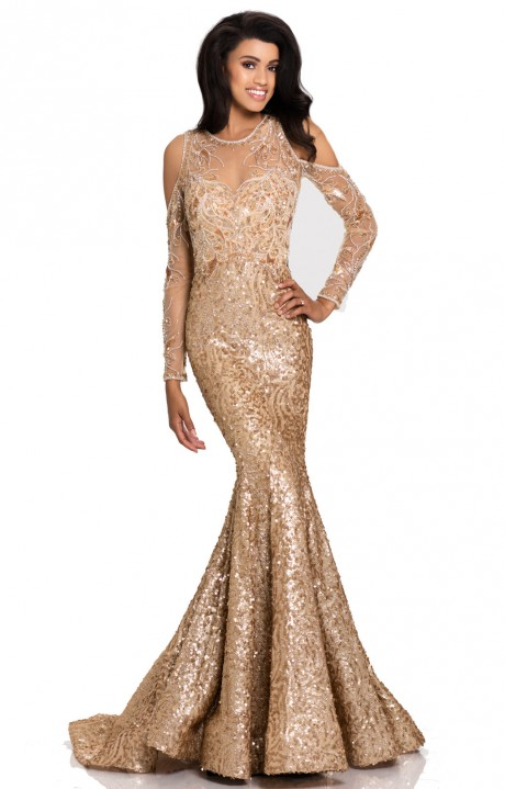Gold Prom Dresses - Formal, Prom, Wedding Gold Prom Dresses 2018