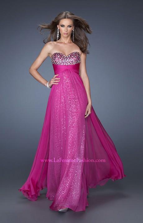 La Femme 19543 Formal Dress Gown