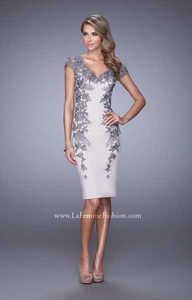 La Femme 21683 Formal Dress Gown