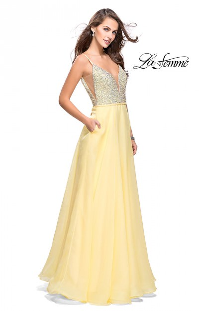 Yellow Dresses Formal