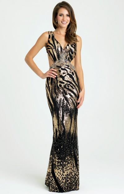 Wild sexy prom dresses