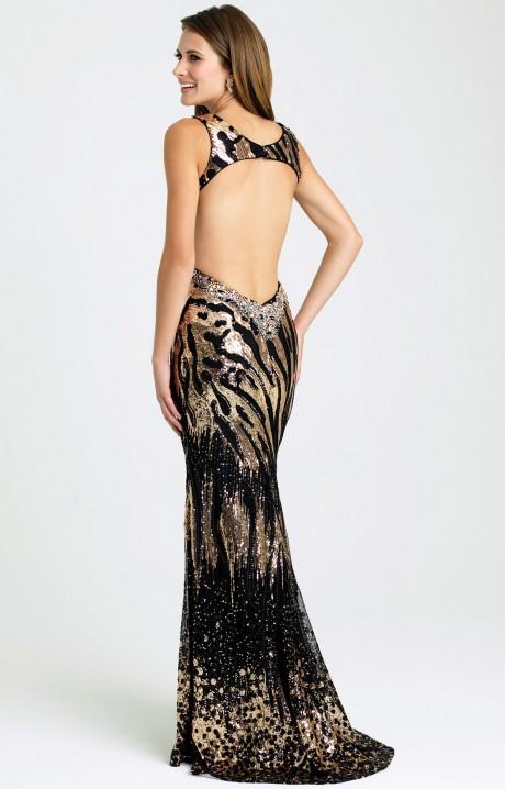 Animal Print Prom Dresses - Formal Prom Wedding Animal Print ...