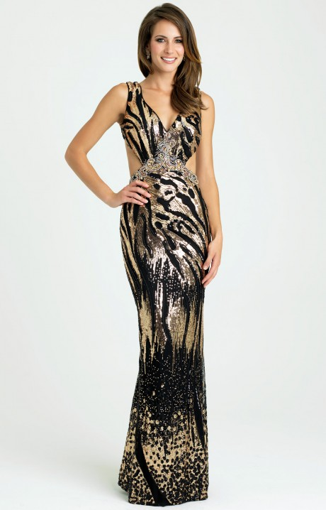 Madison James 16349 Formal Dress Gown 16 349